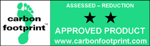 Carbon Footprint Approved logo