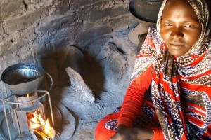 Fuel Efficient Stoves For North Darfur Women